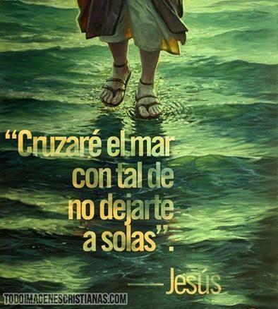 imagenes cristianas con frases de jesus