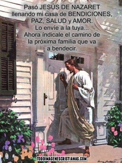 imagenes cristianas con bendiciones de jesus