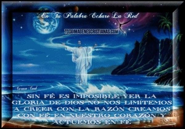 imagenes cristianas de fe