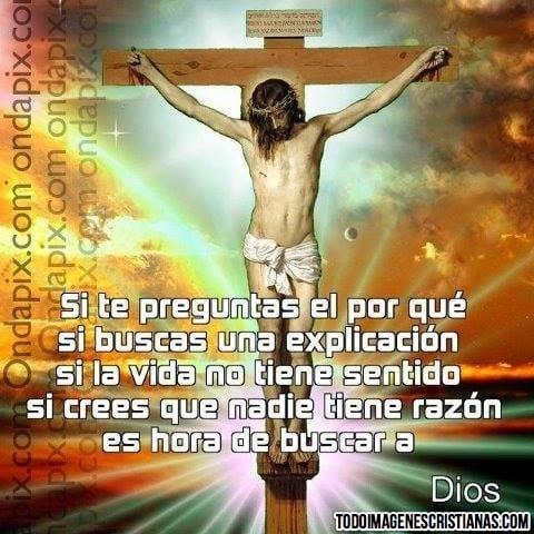 imagenes cristianas de jesus buscar a dios