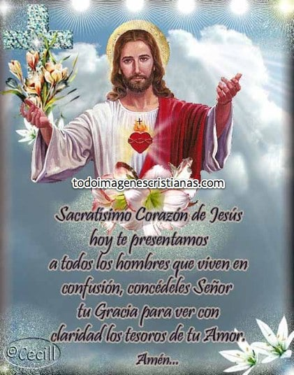 imagenes de jesus con frases