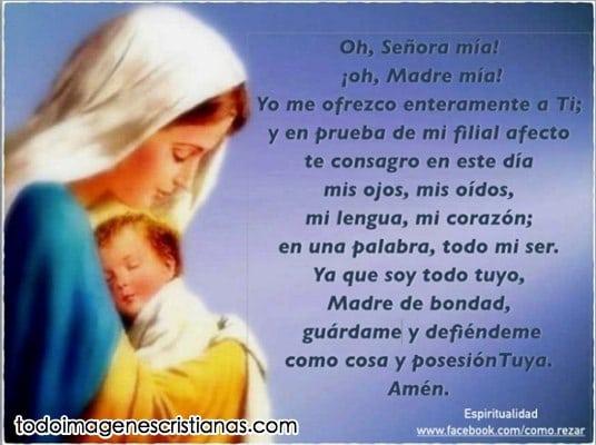 La Oracion De Una Madre Cristiana