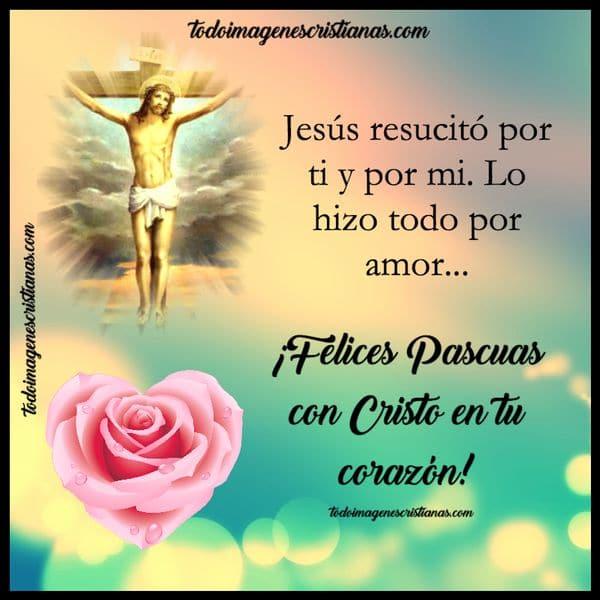 50 Imágenes Y Tarjetas Cristianas De Pascua Y Felices Pascuas